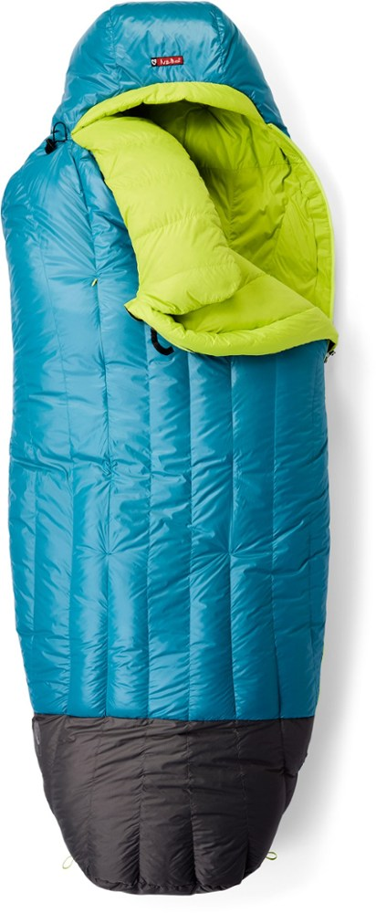 photo: NEMO Disco 15 3-season down sleeping bag