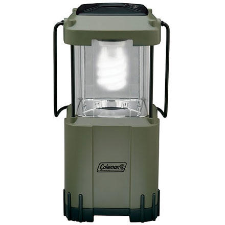 photo: Coleman 8D Pack-Away Lantern battery-powered lantern