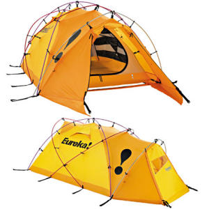 photo: Eureka! 5th Season EXO four-season tent