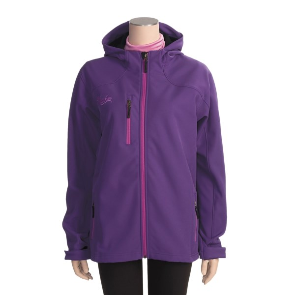 photo: Marker USA Olympus soft shell jacket