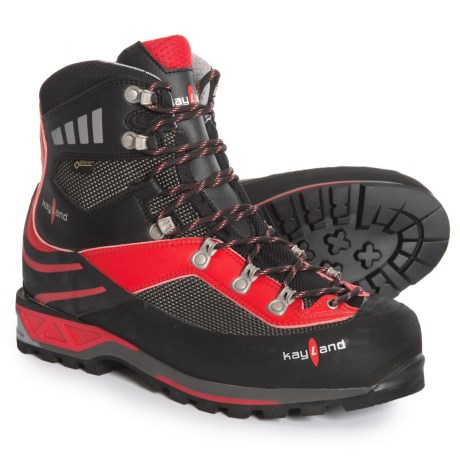photo: Kayland Apex GTX mountaineering boot