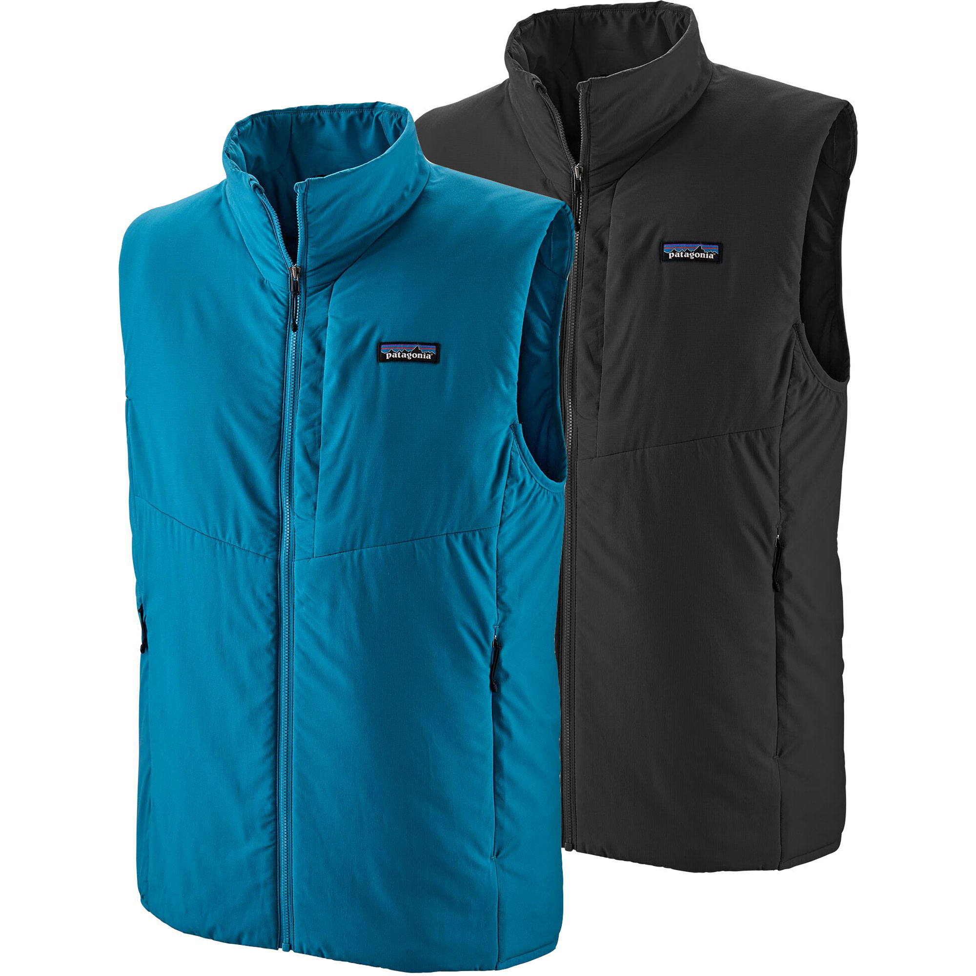 photo: Patagonia Nano-Air Light Hybrid Jacket synthetic insulated jacket
