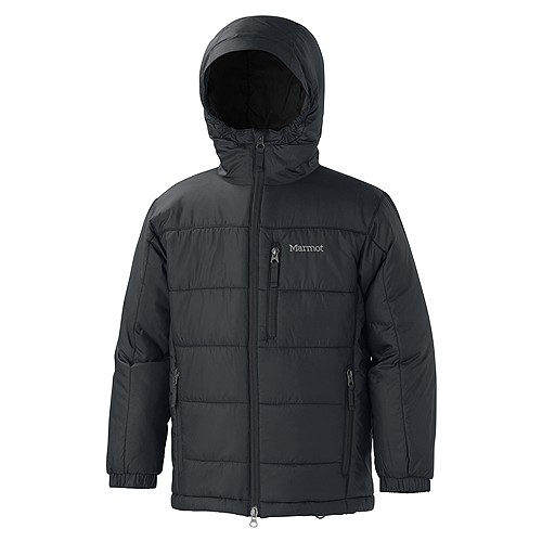 photo: Marmot Boys' Cauldron Hoody synthetic insulated jacket