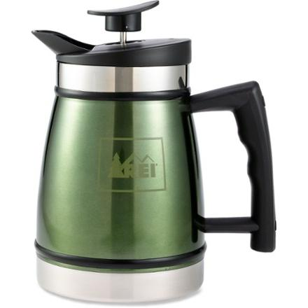 photo: REI Table Top French Coffee Press - 32 oz coffee press/filter