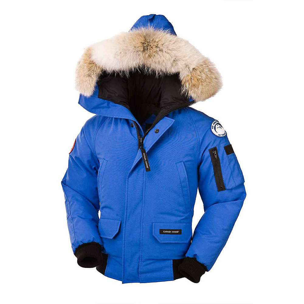 photo: Canada Goose Kids' Chilliwack Bomber down insulated jacket