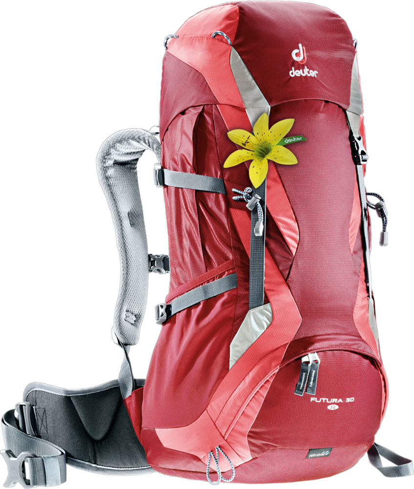 photo: Deuter Futura 30 SL daypack (under 35l)