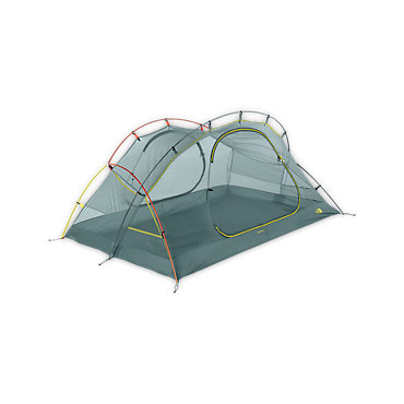 photo: The North Face Madraque 33 three-season tent