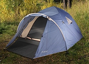 photo: Lightspeed Outdoors Radian 4 three-season tent