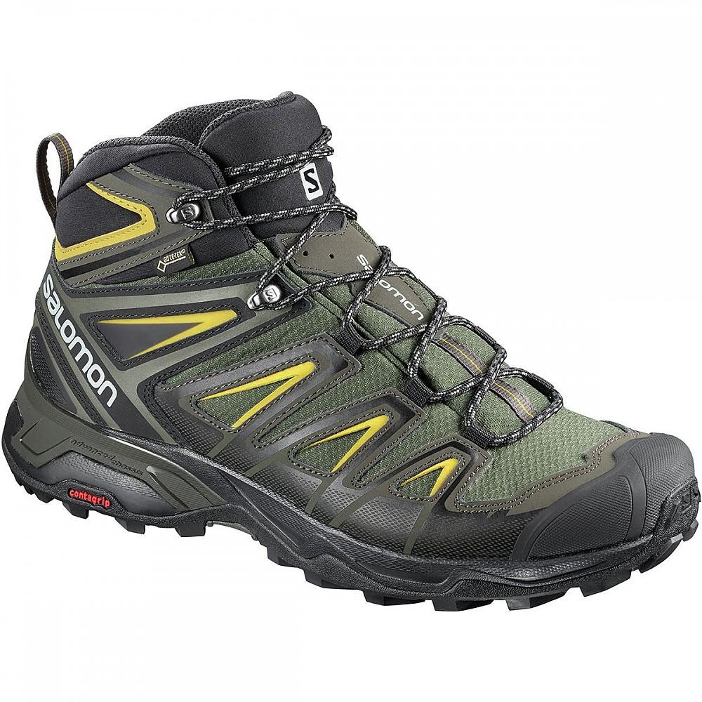 photo: Salomon X Ultra 3 Mid GTX hiking boot