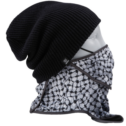 photo: Burton First Layer Lightweight Facemask balaclava