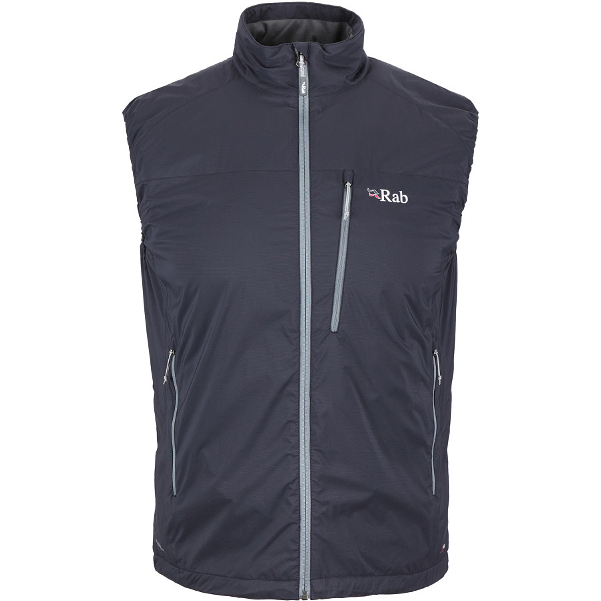 photo: Rab Strata Vest synthetic insulated vest
