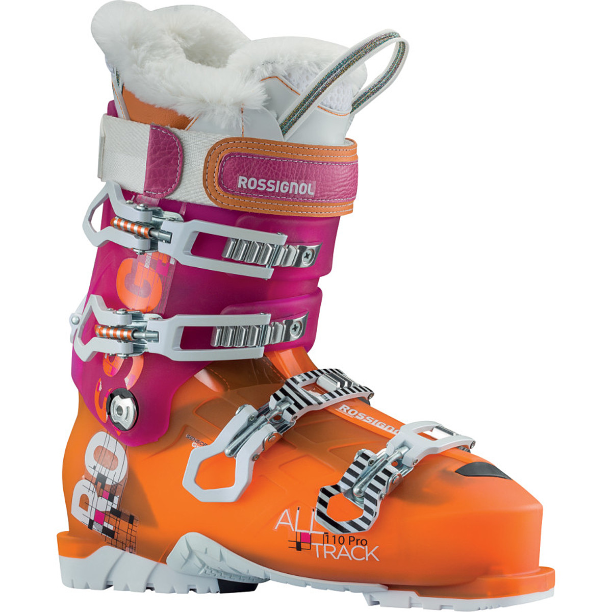 photo: Rossignol AllTrack Pro 110 alpine touring boot