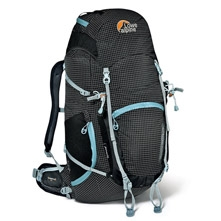 photo: Lowe Alpine Nanon ND 35:40 overnight pack (2,000 - 2,999 cu in)