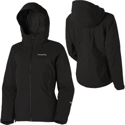 photo: Patagonia Women's Winter Sun Jacket soft shell jacket