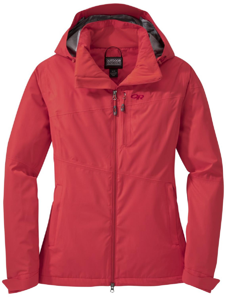 photo: Outdoor Research Women's Igneo Jacket synthetic insulated jacket