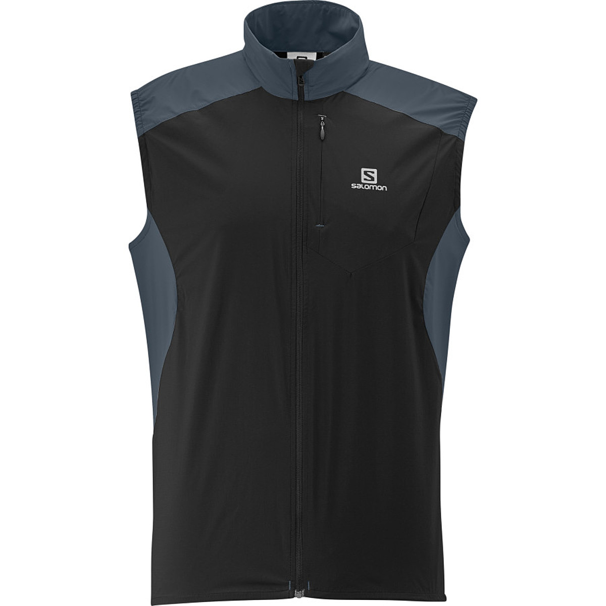 photo: Salomon Fast Wing Vest wind shell vest