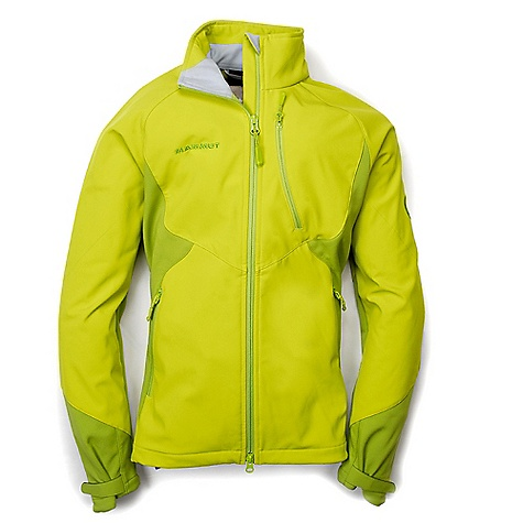 photo: Mammut Plana Jacket soft shell jacket