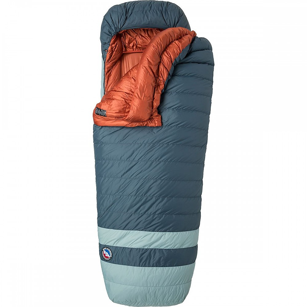 photo: Big Agnes Diamond Park 15 3-season down sleeping bag