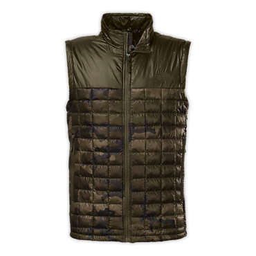 photo: The North Face Thermoball Remix Vest synthetic insulated vest
