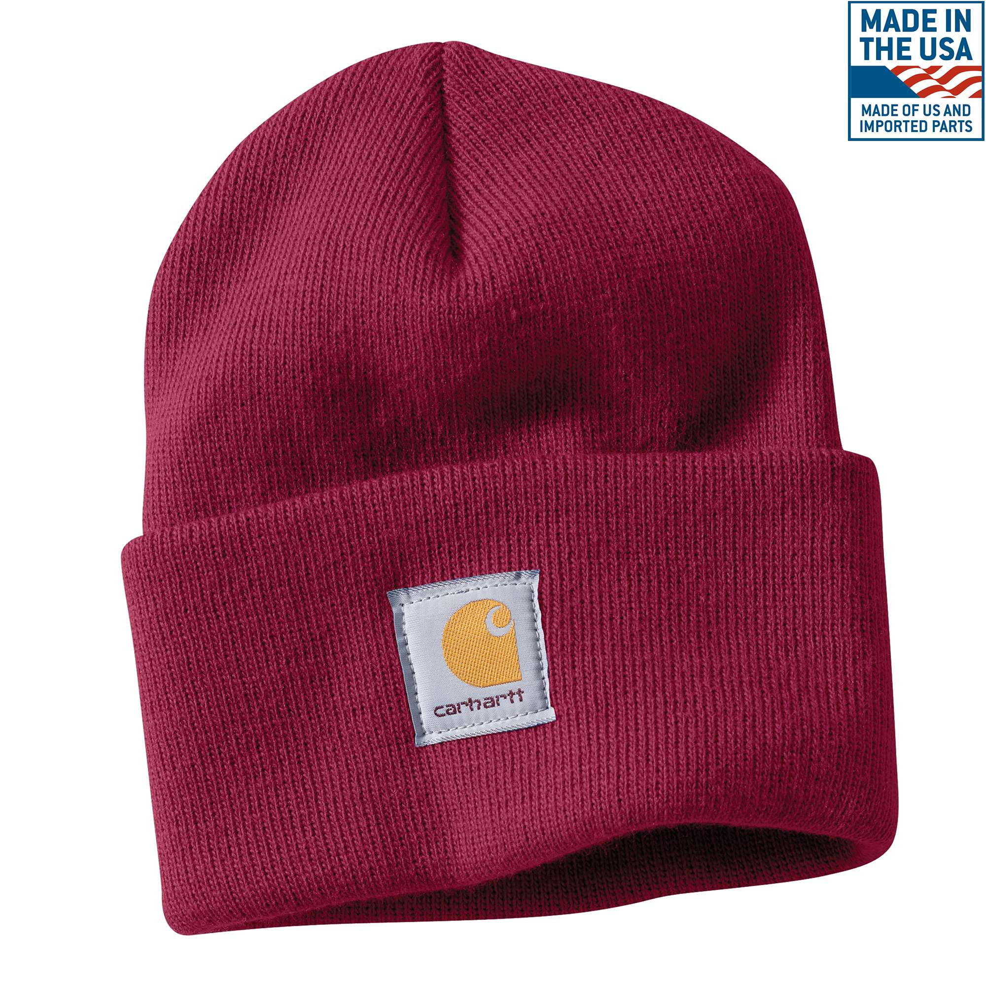 photo: Carhartt Men's Acrylic Watch Hat winter hat
