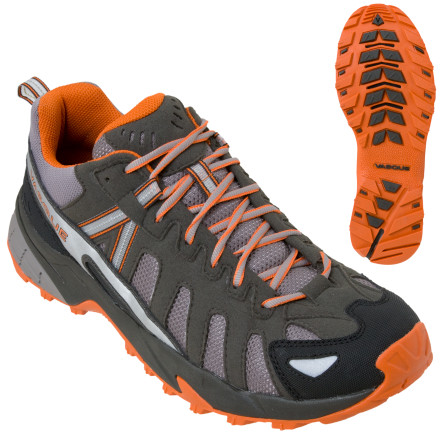 photo: Vasque Blur trail running shoe