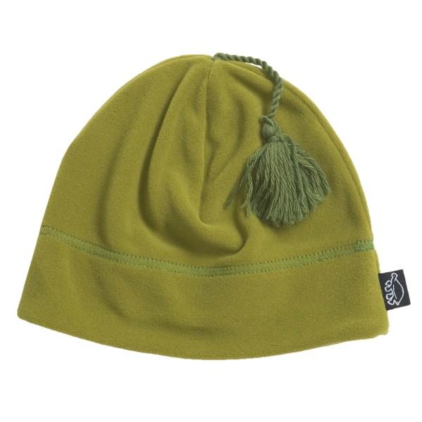 photo: Turtle Fur Micro Fur Tassel Beanie winter hat
