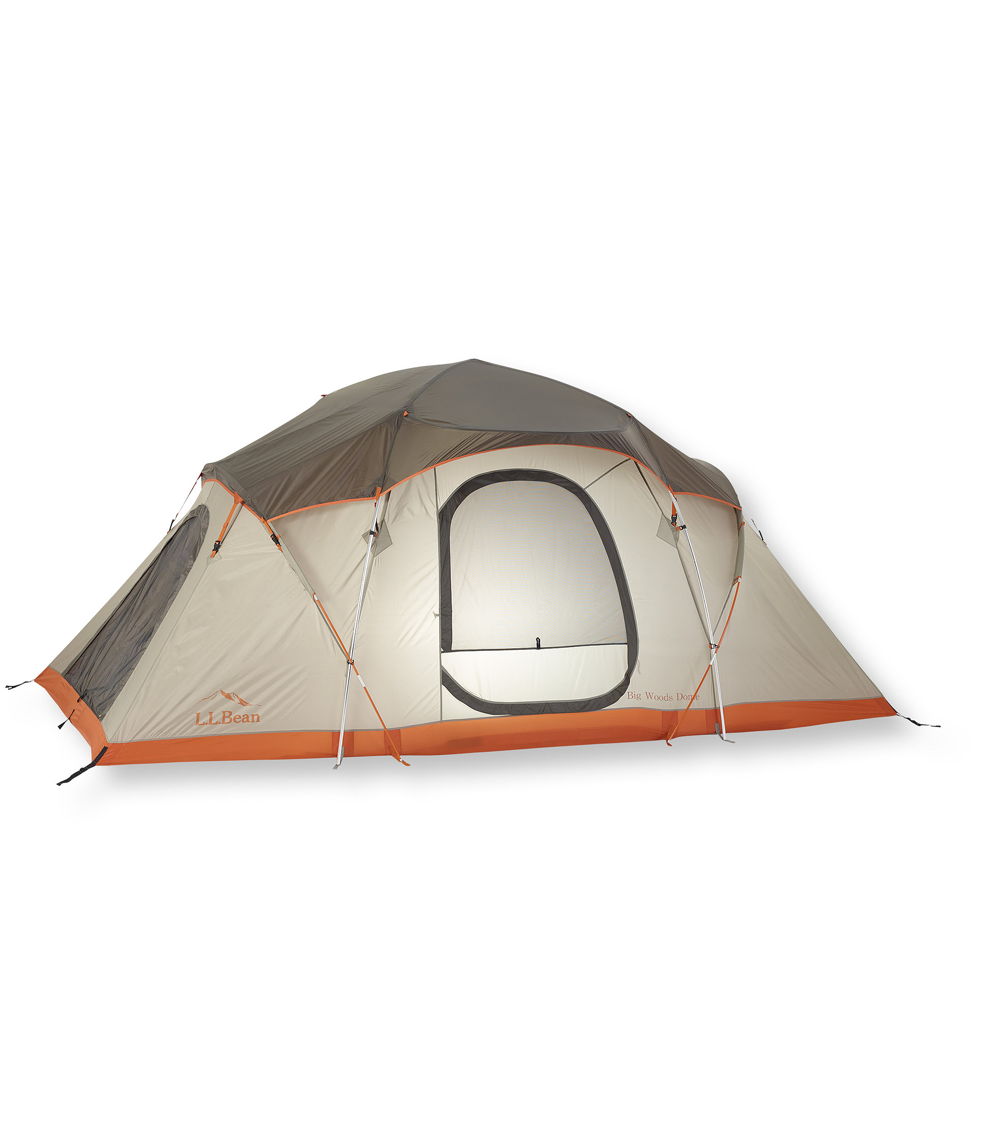 photo: L.L.Bean Big Woods Dome 8-Person three-season tent