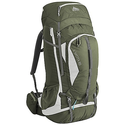 photo: Kelty Lakota 85 expedition pack (4,500+ cu in)