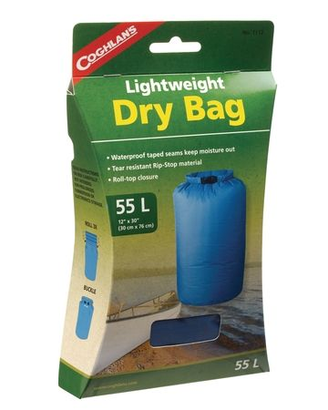 Coghlan's Lightweight Dry Bag 55 L