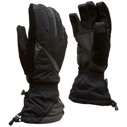photo: Columbia Air Chamber Glove insulated glove/mitten