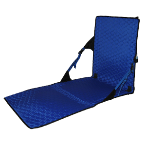 photo: Crazy Creek Hex 2.0 PowerLounger Camp Chair closed-cell foam sleeping pad