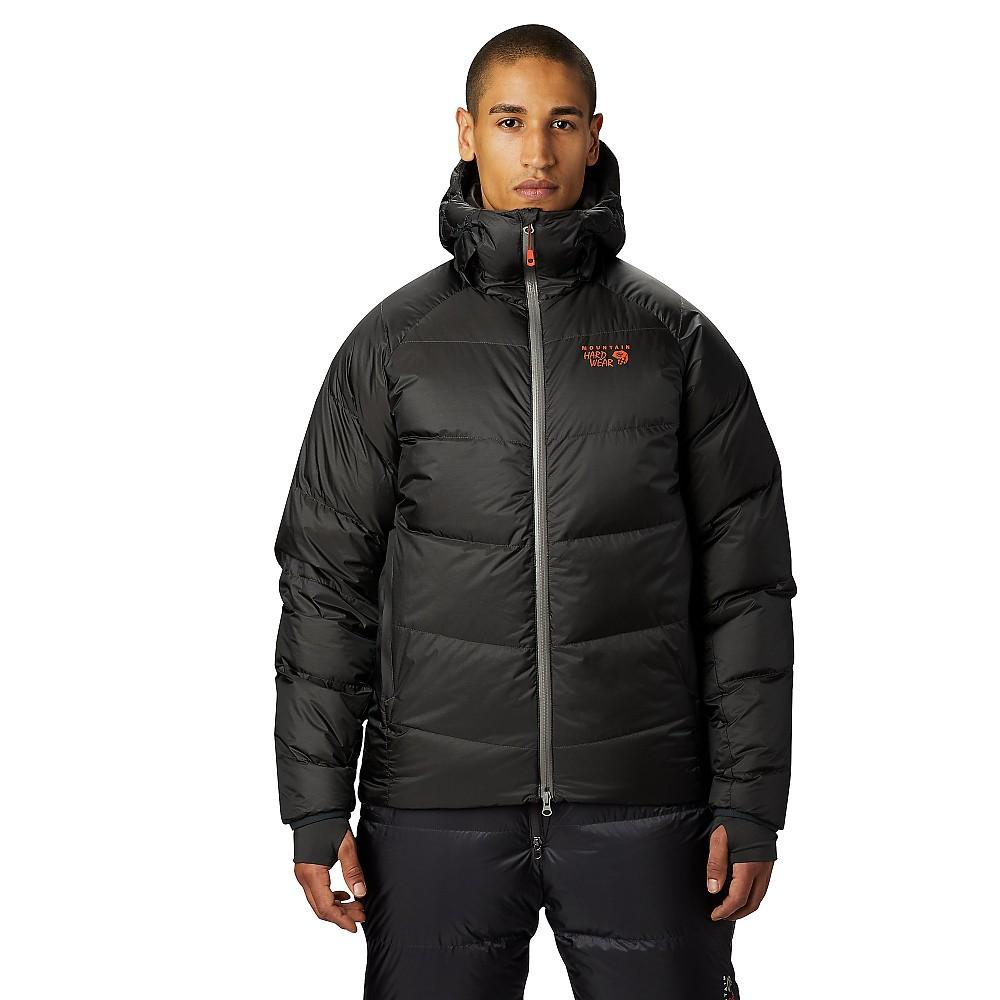 photo: Mountain Hardwear Nilas Jacket down insulated jacket