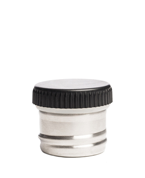 photo: Klean Kanteen Stainless Flat Cap hydration accessory