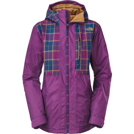 photo: The North Face Bishop Jacket snowsport jacket