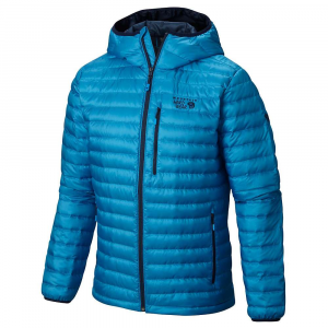 photo: Mountain Hardwear Nitrous Hooded Down Jacket down insulated jacket