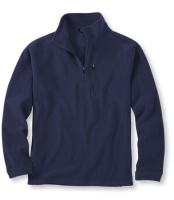 L.L.Bean Quarter-Zip Fitness Fleece