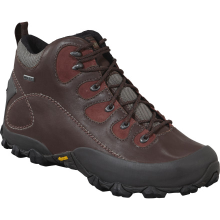 photo: Patagonia Men's Nomad Gore-Tex hiking boot