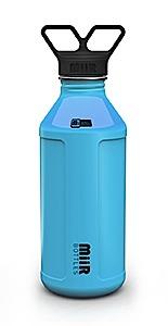 photo of a Miir Bottles water bottle