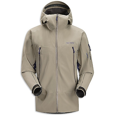 photo: Arc'teryx Sabre SV Jacket waterproof jacket