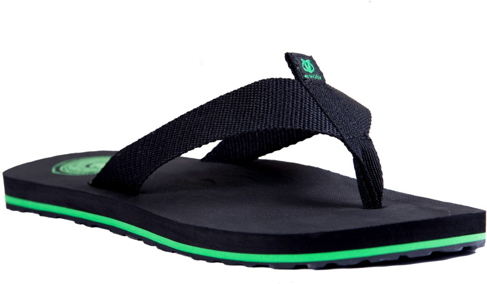 photo: evolv Slack Sandal flip-flop