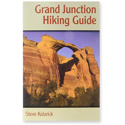 photo: Pruett Publishing Grand Junction Hiking Guide us mountain states guidebook
