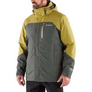 photo: Columbia Lhotse II Interchange Jacket component (3-in-1) jacket