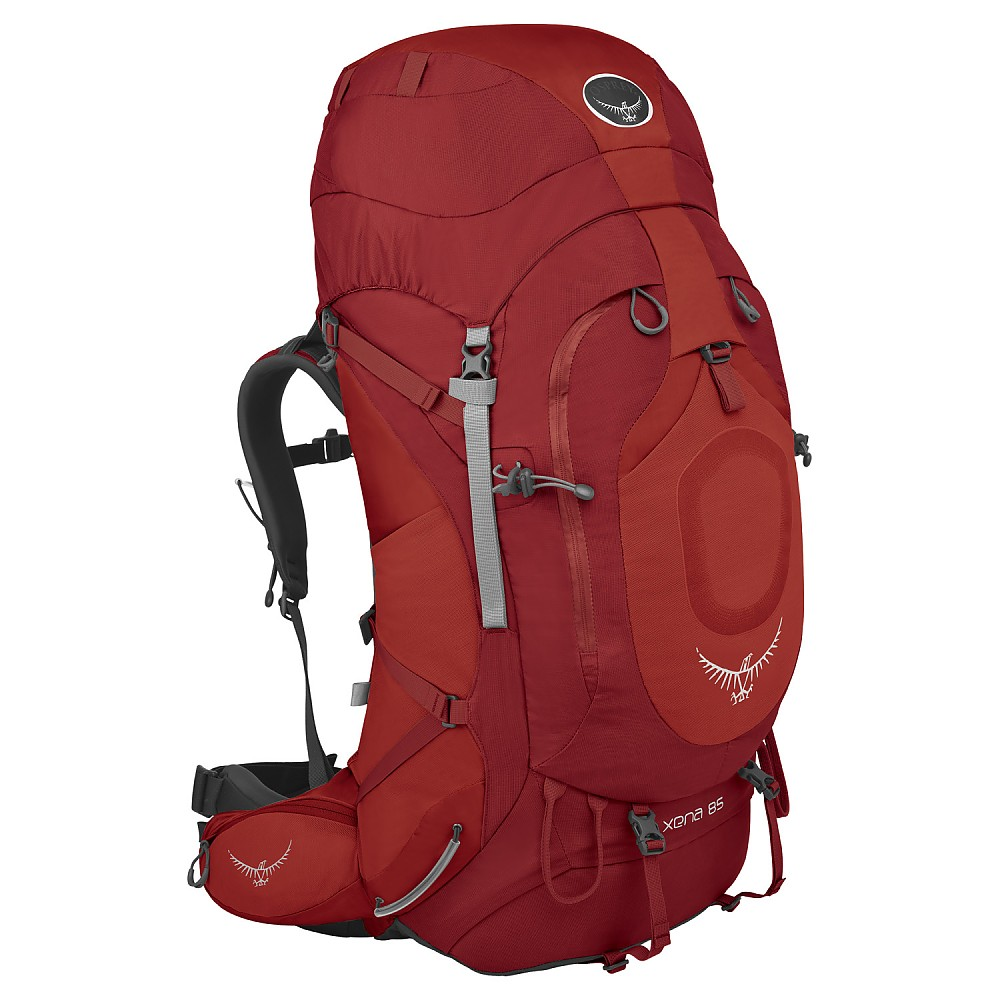 photo: Osprey Xena 85 expedition pack (70l+)