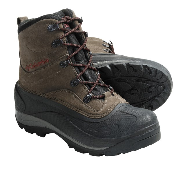 photo: Columbia Cascadian Summit ll winter boot
