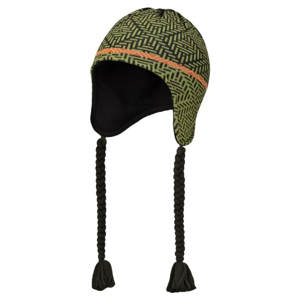photo: Mountain Hardwear Volans Dome winter hat
