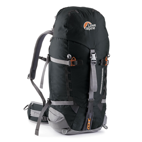 photo: Lowe Alpine Mountain Attack ND 35:45 overnight pack (2,000 - 2,999 cu in)