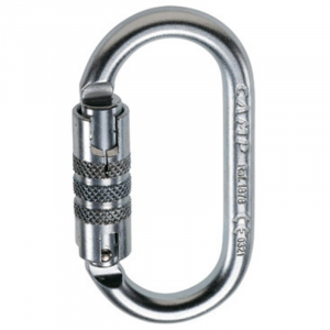 CAMP Steel Oval Twist Lock
