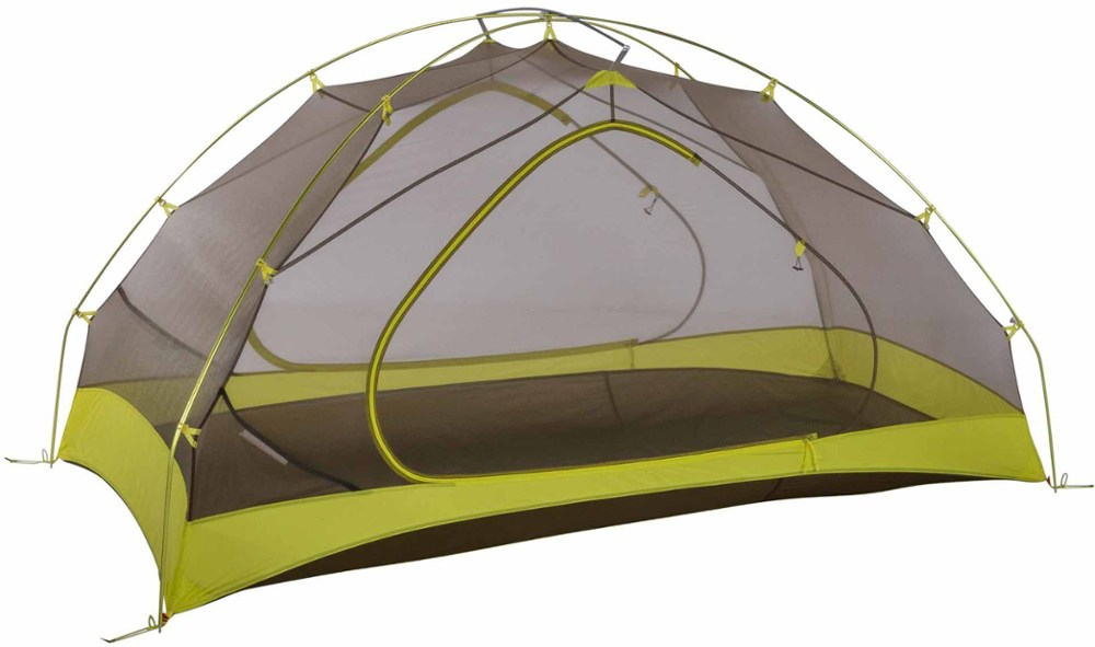 photo: Marmot Tungsten Ultralight Hatchback 2P three-season tent