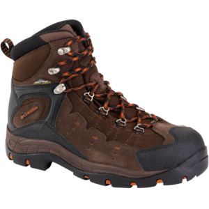photo: Columbia Kids' Ocanto Peak Omni-Tech hiking boot
