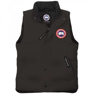 photo: Canada Goose Vanier Vest down insulated vest